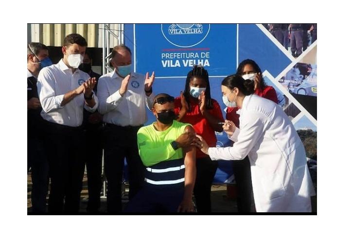 Lactantes serão vacinadas após indicação do deputado Bruno Lamas