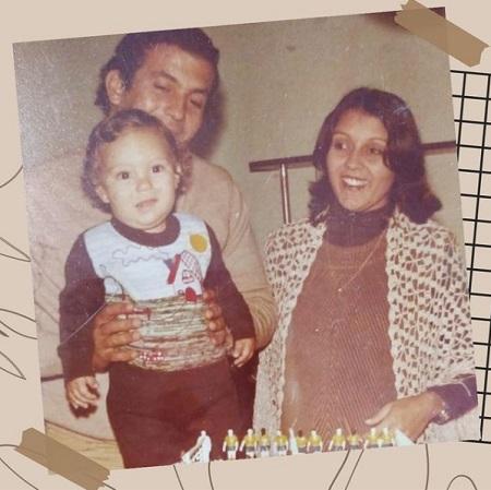 Bruno lembra infância e destaca papel da família