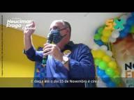 LANÇAMENTO DA CAMPANHA DE NEUCIMAR FRAGA E RICARDO CHIABAI