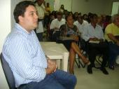 Reunião com profissionais da saúde - 05.11.09