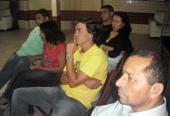 Reunião com assessores - 12.04.2010