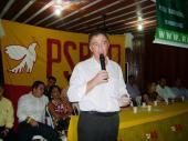 Prestação de contas do senador Renato Casagrande em Laranjeiras - 26.04.2010