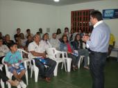 Plenária com o Amigo Gildo em Castelândia