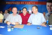 Bruno Lamas prestigia prestação de contas de deputado federal em  Laranjeiras