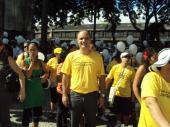 Ato Público em defesa dos direitos constitucionais das pessoas com deficiência