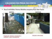 """CALÇADAS Vila Velha - Veja o Antes e Depois do Projeto """" Calçada Legal """""""