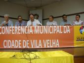 4ª Conferência Municipal da Cidade de Vila Velha