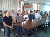 Reunião do PPS Estadual