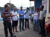 Ação Integrada de Fiscalização - Coqueiral de Itaparica