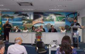 Sessão Solene em homenagem às Pessoas com Deficiência