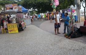 Calçadão - Orla Vila Velha
