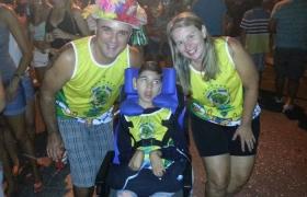 Carnaval 2014 - Bloco Caciques da Enseada