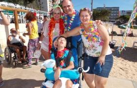 3º Banho de Mar à Fantasia no 'Praia Legal'