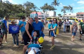 10ª Romaria das Pessoas com Deficiência - Festa da Penha 2015