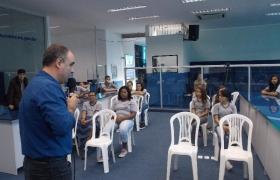 """""""Escola na Câmara"""": UMEF Desembargador Ferreira Coelho - 30/06/2015"""