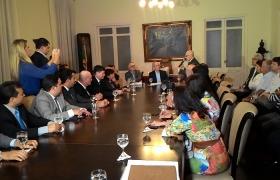 Governador Paulo Hartung sancionou o Projeto de Lei 152/2015
