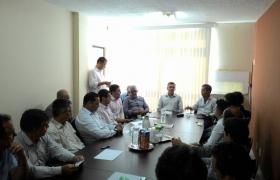 Visita a Associação dos Empresários da Serra (Ases)