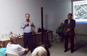 Audiência Pública sobre estação de bombeamento em Itapoã e Sítio Batalha - 13 e15/10/2015