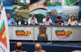 Congresso Municipal PPS - Vila Velha/ES