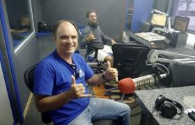 Entrevista no programa Aloha - Rádio Cidade 97.7