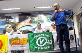"""""""Juntos por uma Nova Vila Velha"""" lança manifesto"""