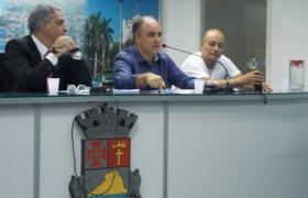 Audiência Pública sobre Novo Código de Edificações de Vila Velha