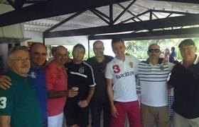 Comemoração de 1 ano do Grupo de Ciclismo Pedivela