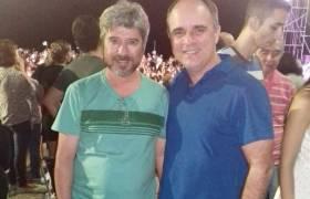 Missa de Corpus Christi da igreja Perpétuo Socorro - Praia da Costa