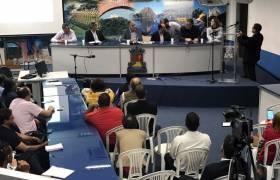 Audiência Pública do Plano Diretor Metropolitano de Turismo e Cultura - Vila Velha