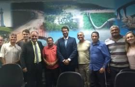 Reunião mensal do PPS-Vila Velha - Tema Segurança Pública
