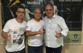 Lançamento do Método  Bianchi de escolinha de futebol