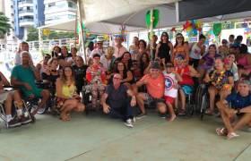 Carnaval no Praia Legal 2018