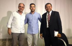 Seminário #querotransparencia com Edmar Camata-  ONG Transparência Capixaba e Marlon Reis - Lei Ficha Limpa
