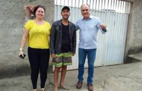 Visita ao bairro Cobi de Cima, em Vila Velha