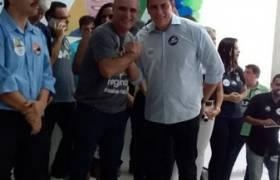 Lançamento de candidatura a deputado federal do Da Vitória