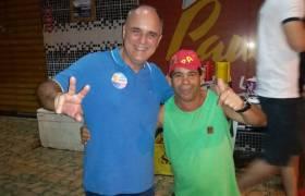 Aniversário de amigo em Alecrim, Vila Velha.