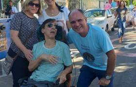 Romaria das Pessoas com Deficiência