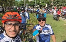 Passeio de Bike reúne mais de 1000 pessoas